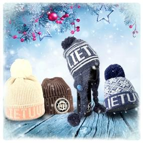Žieminės kepurės