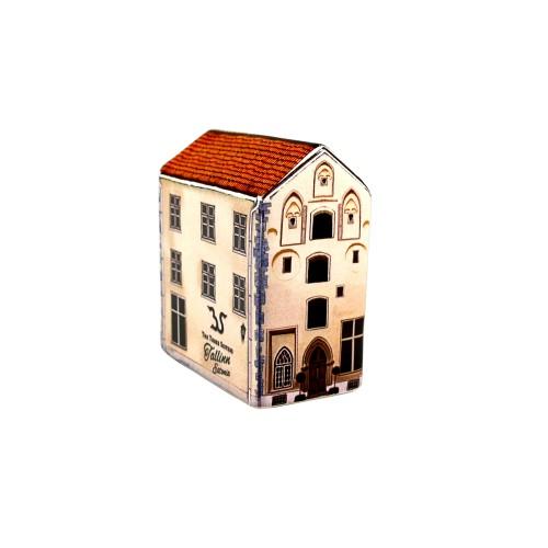 Handmade ceramic miniature Three Sisters I Tallinn