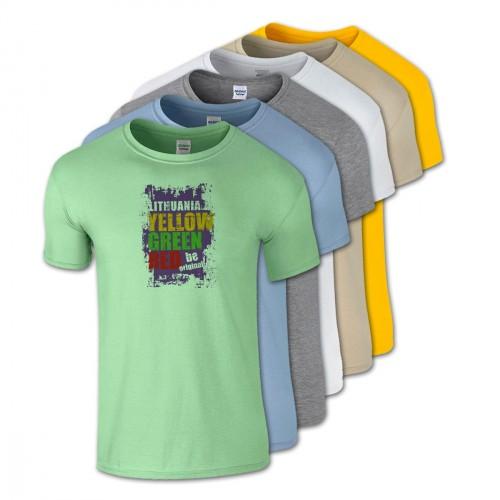 Cotton T-Shirts LITHUANIA