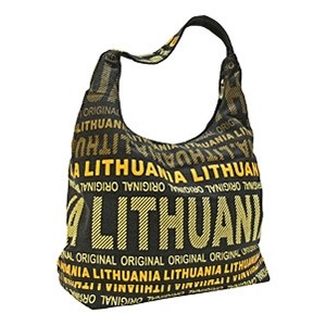 Big canvas bag - Robin Ruth Yellow