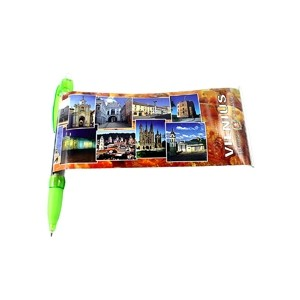 Banner pen Vilnius City