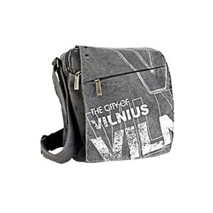 Unisex canvas bag Vilnius - Robin Ruth