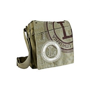 Unisex canvas bag LITHUANIA - Robin Ruth