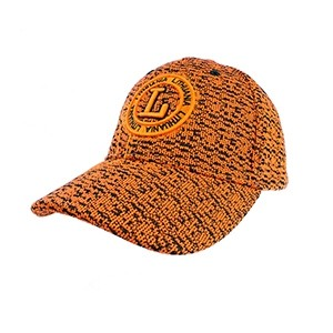 Speckled orange color cap Lithuania - Robin Ruth