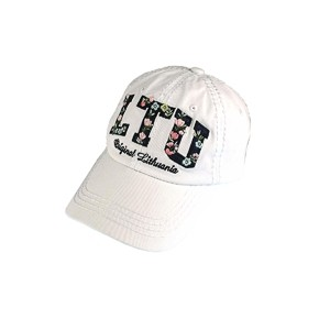 White ladies cap LTU Original Lithuania