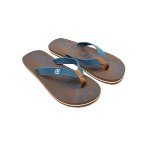 Man flip flops - Baltic Sea