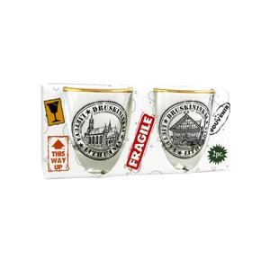 Shot glasses set Druskininkai