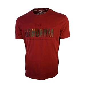 T-shirts Feel Lithuania vine color - Robin ruth