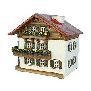 Handmade Austrian style cottage candlestick