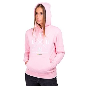 Pink girl's weatshirt LTU Lithuania