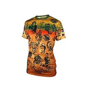 Tattoo Kids t-shirts BRALIUKAI