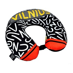 Vilnius memory foam travel neck pillow