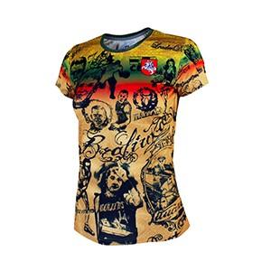 Women t-shirt BRALIUKAI JOSIE