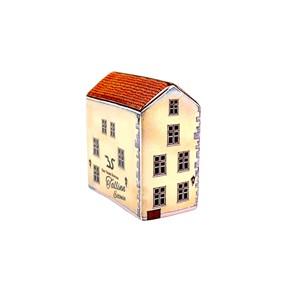 Handmade ceramic miniature Three Sisters III Tallinn