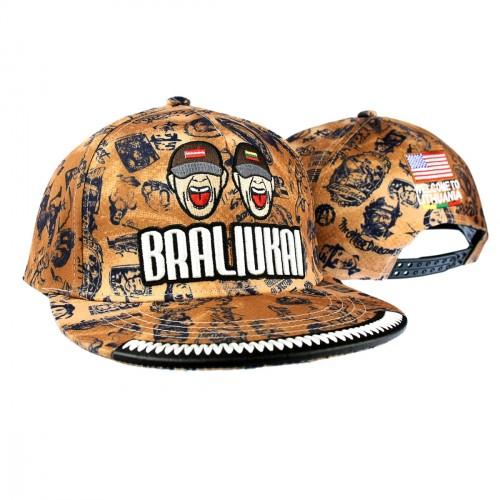 Kepurė BRALIUKAI Tattoo Full Cap
