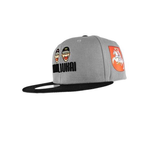 Kepurėlė su snapeliu BRALIUKAI (Vytis)