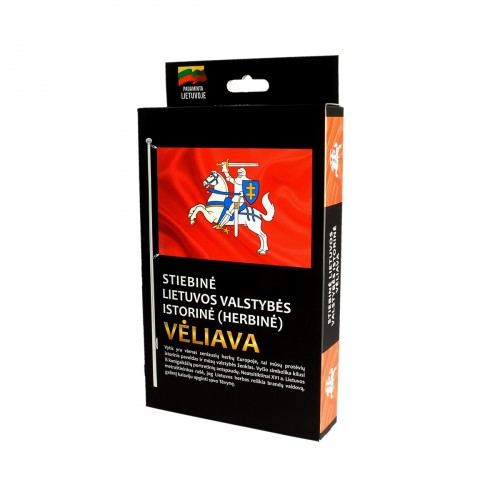 Stiebinė Lietuvos valstybės istorinė vėliava