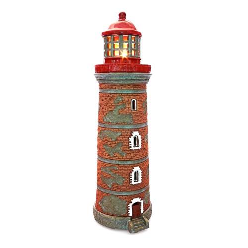 Rankų darbo keramikinis švyturys žvakidė – Mohni Estija