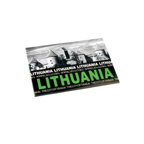 Magnetukas Lithuania Trakai