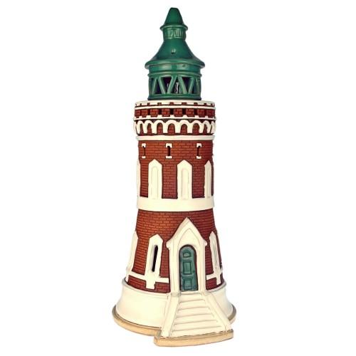 Rankų darbo keramikinis švyturys žvakidė – Pingelturm Vokietija