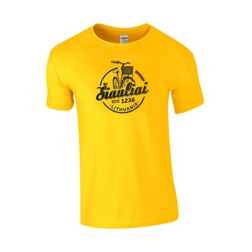 Medvilniniai marškinėliai Šiauliai