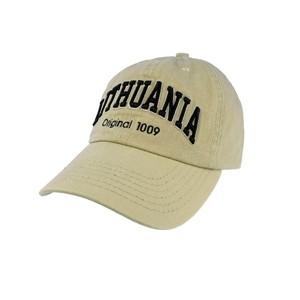 Smėlio spalvos kepurė nuo saulės Lithuania Original 1009