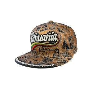 Kepurė Lithuania BRALIUKAI Tattoo Full Cap