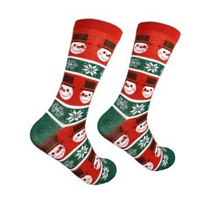 Kalėdinės vyriškos kojinės su Seniais Besmegeniais, dydis: (41-46)