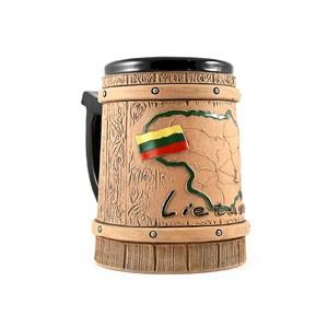 Rankų Darbo Keramikinis bokalas Lietuva