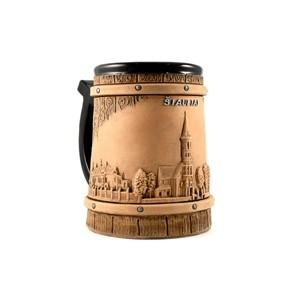 Rankų Darbo Keramikinis bokalas Šiauliai