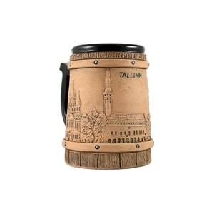 Rankų Darbo Keramikinis bokalas Tallinn