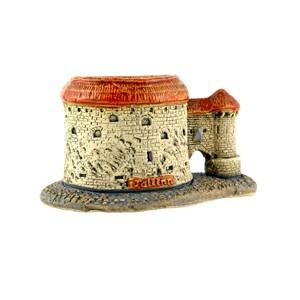 Rankų darbo keramikinė miniatiūra Storoji Margarita Talinas