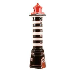 Rankų darbo keramikinis švyturys žvakidė Klaipėda (mažas)