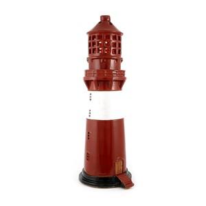 Rankų darbo keramikinis švyturys žvakidė – Ryvingen Norvegija