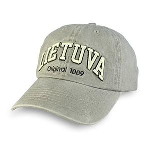 Pilka kepurė nuo saulės Lietuva Original 1009