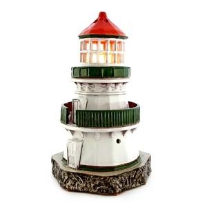 Rankų darbo keramikinis švyturys žvakidė – Point Reyes JAV