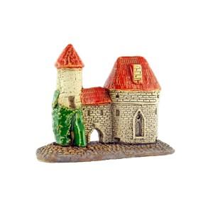 Rankų darbo keramikinė miniatiūra Vyrų Vartai Talinas