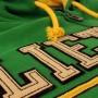 Žalias džemperis su kapišonu Lietuva 1990