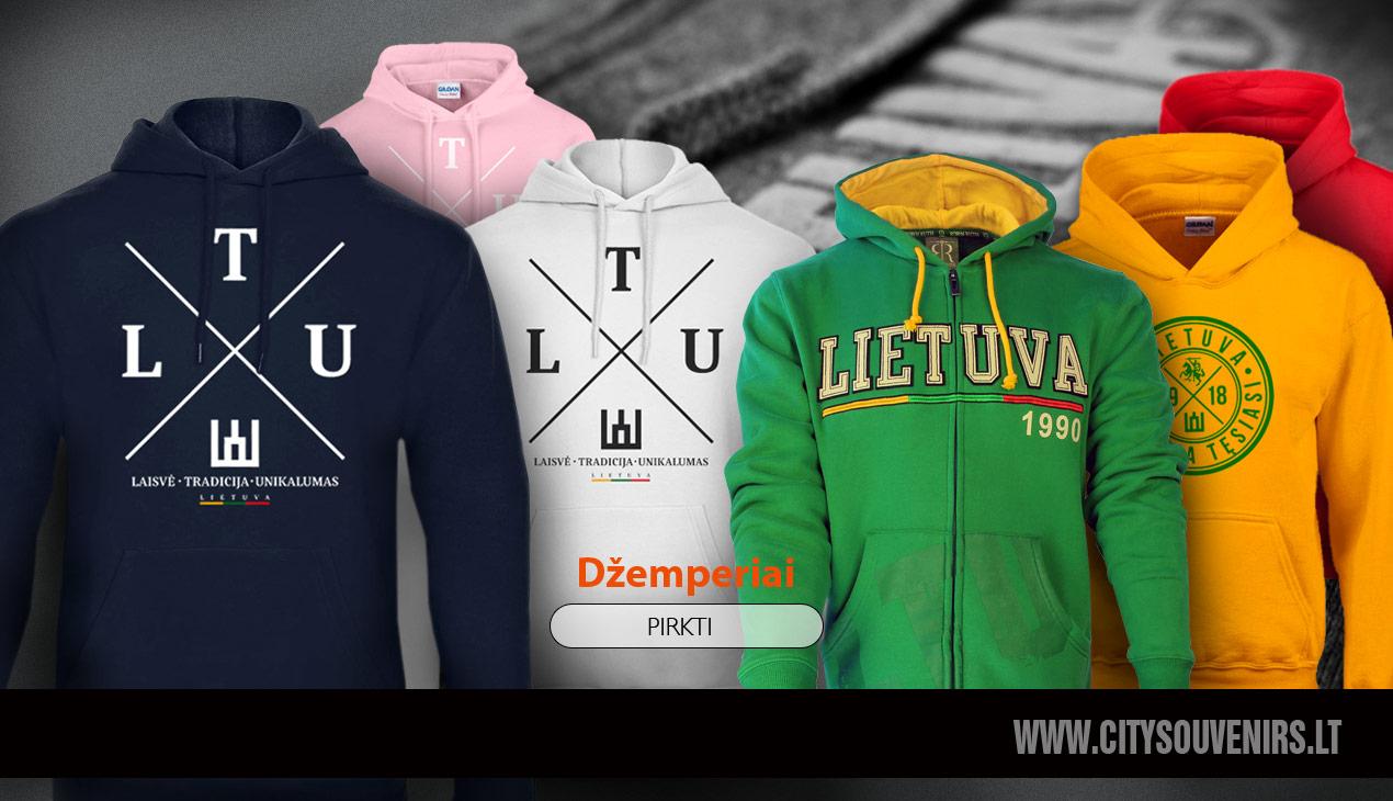 lietuviški džemperiai