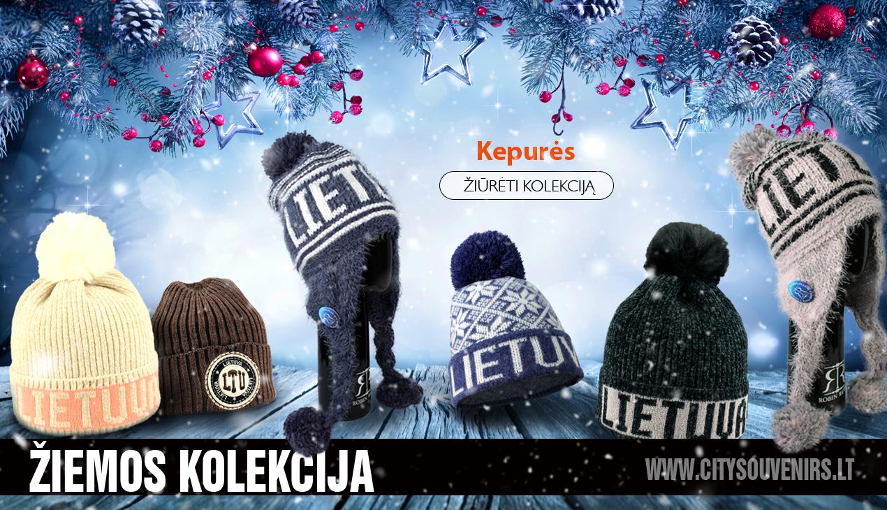 Lietuvos žieminės kepurės