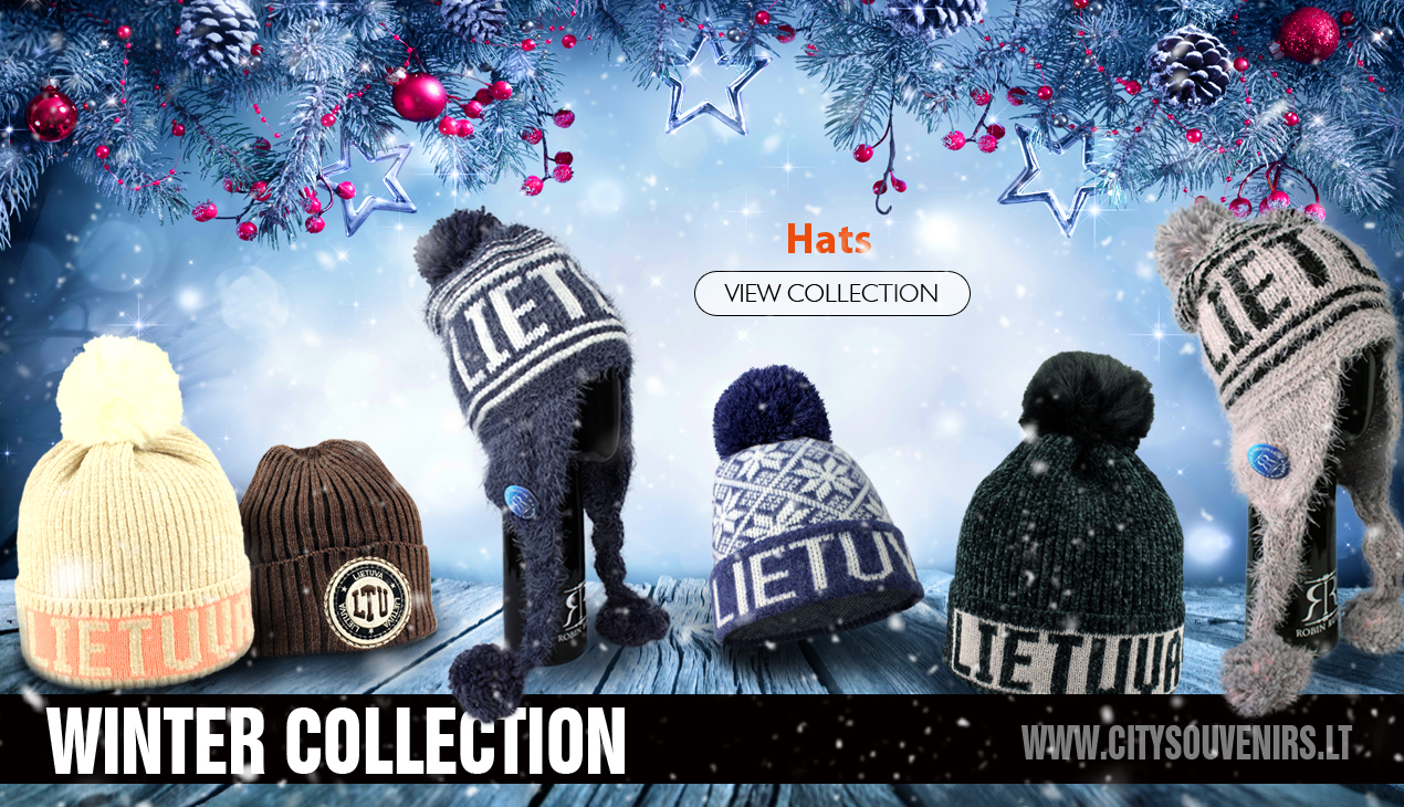 lithuanian winter hats collection