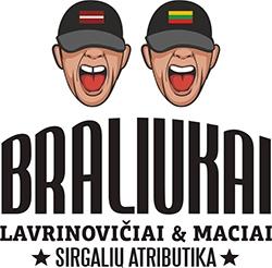 Lavrinovičiai-Maciai-Krepšinio-Sirgalių-Atributika